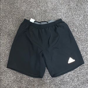 Adidas Running shorts size M 8in